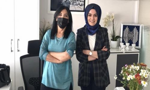 HALKBANK DADAŞKENT ŞUBESİ ZİYARET EDİLDİ